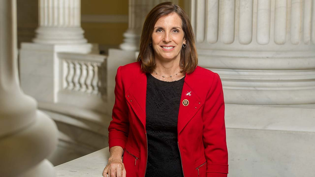 Martha McSally (Source: mcsally.house.gov)