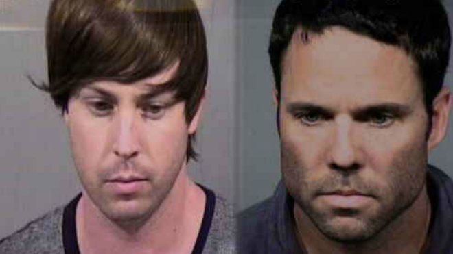 These two men were convicted of sex crimes even though they passed a background check. (Source: 3TV/CBS 5)