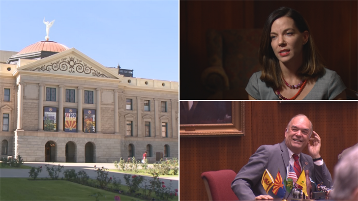 The Arizona House is investigating allegations of sexual harassment at the Legislature. (Source: 3TV/CBS 5)