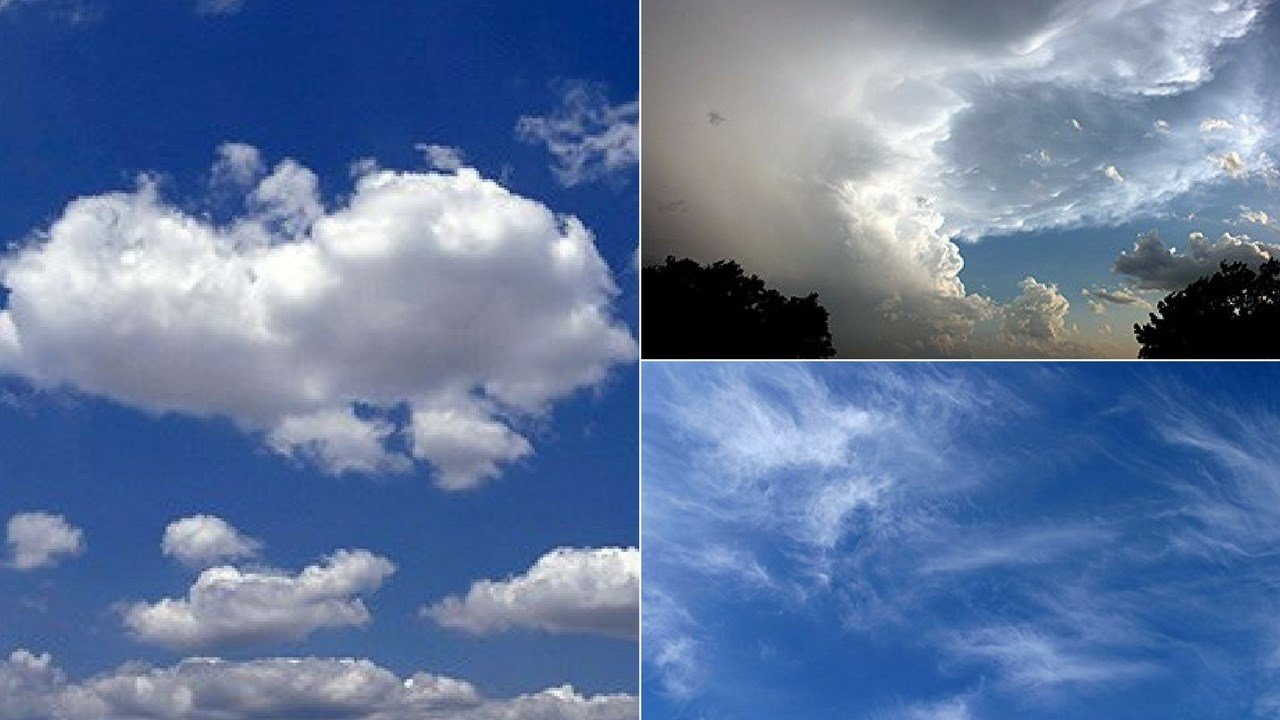 Here are a few basic clouds types to learn so people will think you are smart. (Source: 3TV/CBS 5)