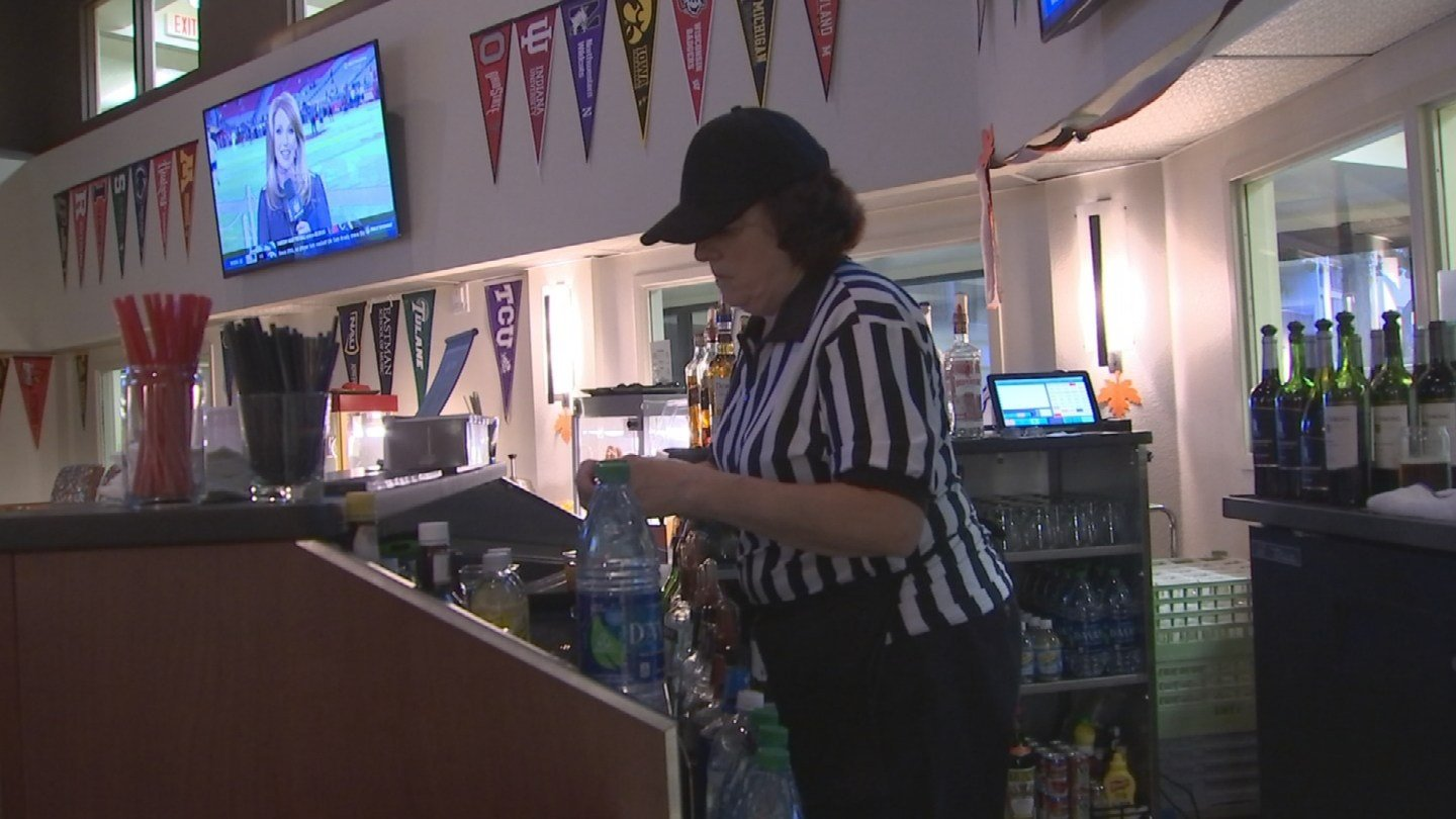Friendship Village, a Tempe retirement community, can be considered one of the hippest living centers in Arizona with the addition of a sports bar. (Source: 3TV/CBS 5)