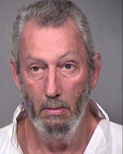 Michael Napier, 55, charged with manslaughter and aggravated assault in deadly shooting (Source: Maricopa County Sheriff's Office)