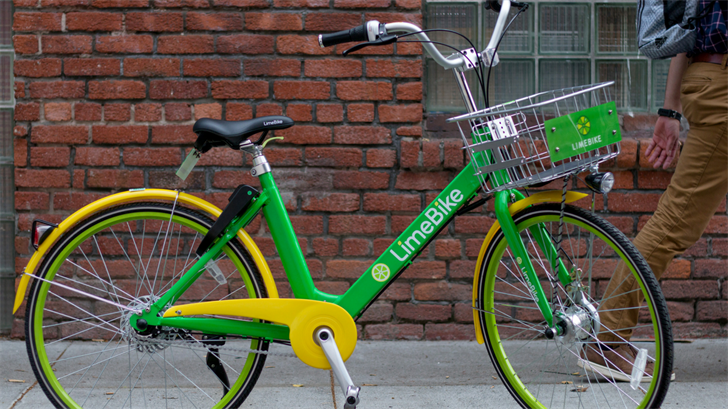 A dockless bike share called LimeBike is coming to Scottsdale. (Source: LimeBike)