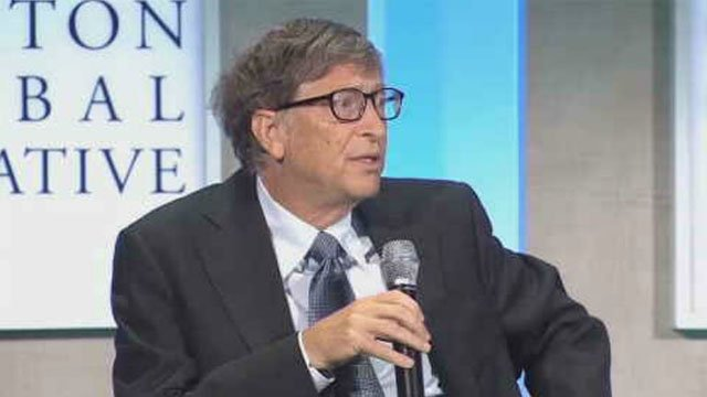 "Billionaire and Microsoft co-founder Bill Gates may be planning to build a cutting-edge ""smart city"" right in Arizona. (Source: 3TV/CBS 5)"