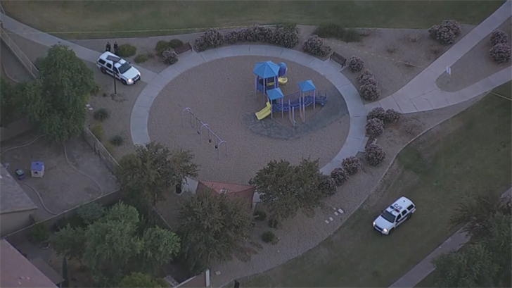 Police believe a boy may have accidentally shot himself in west Phoenix. (Source: 3TV/CBS 5)