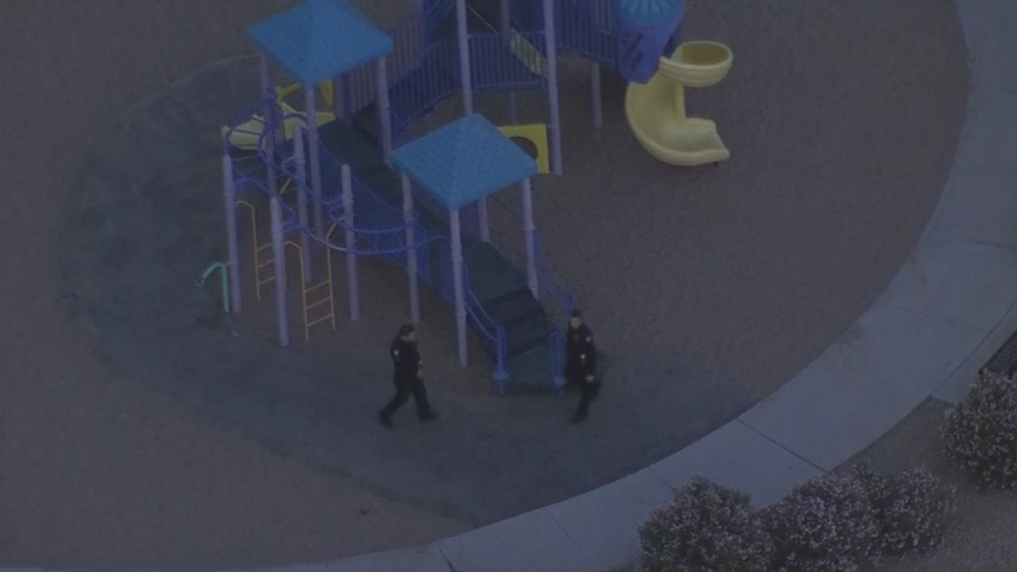"""Police tried to interview the boy but he was """"uncooperative,"""" police said. (Source: 3TV/CBS 5)"""