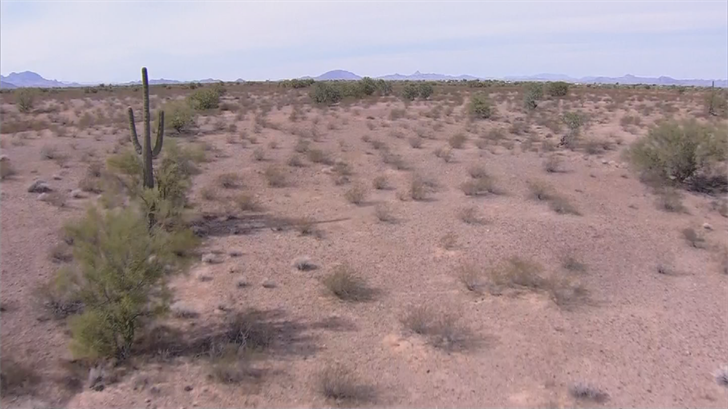 Gates' firm bought 25,000 acres of land off Interstate 10 in Tonopah, about 50 miles west of Phoenix. (Source: 3TV/CBS 5)