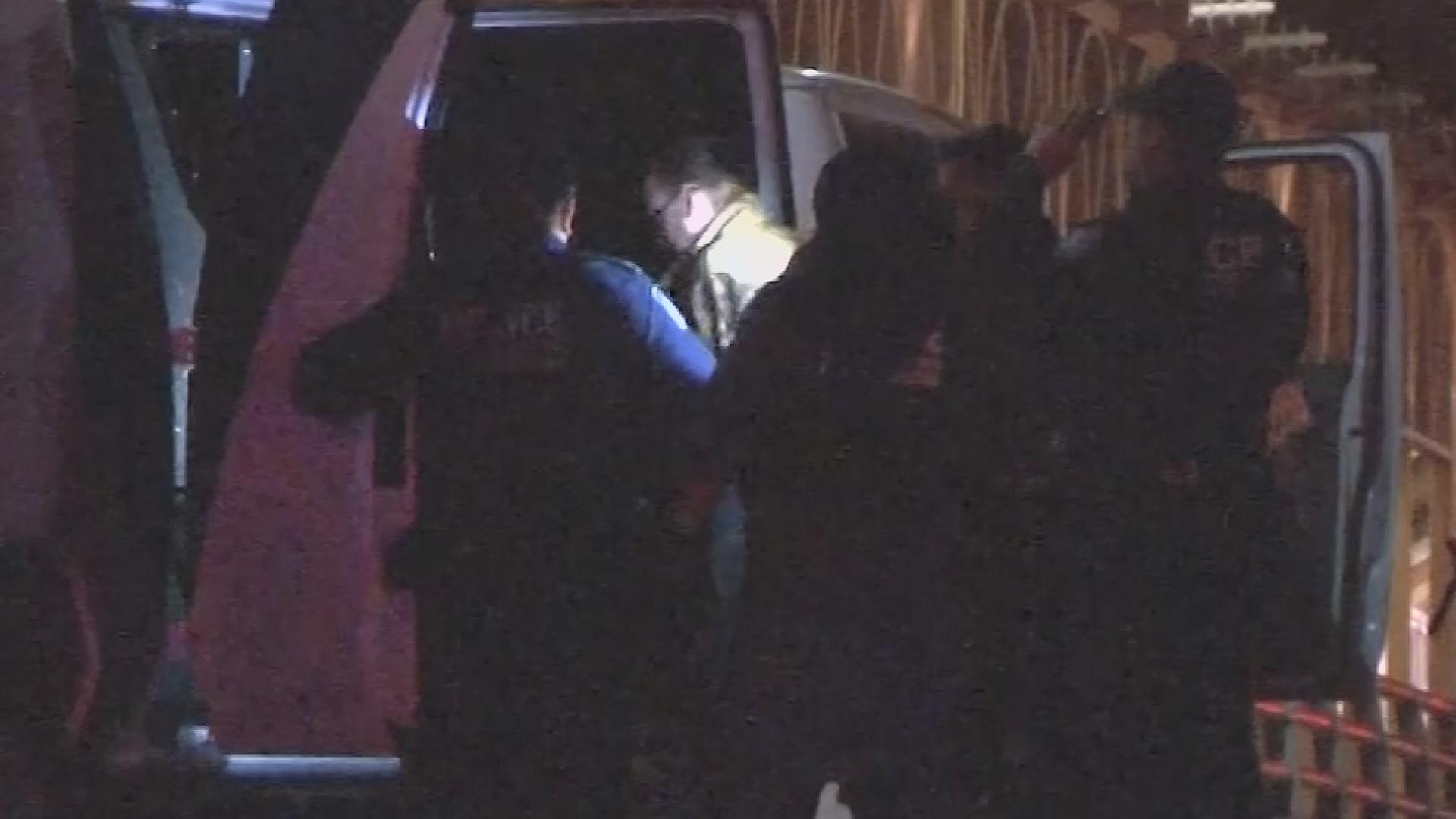 Orson William Black is taken into custody. (Source: 3TV/CBS 5 News)