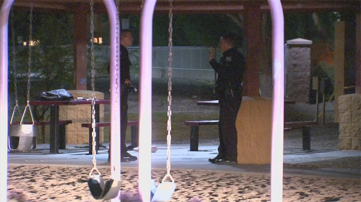 Police said he was shot in the leg. (Source: 3TV/CBS 5)