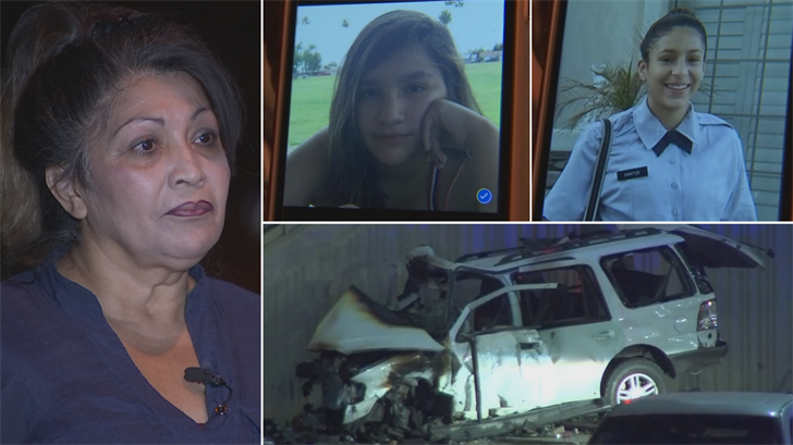 The grandmother of two victims in a fatal crash said she supports charges against the driver. (Source: 3TV/CBS 5)