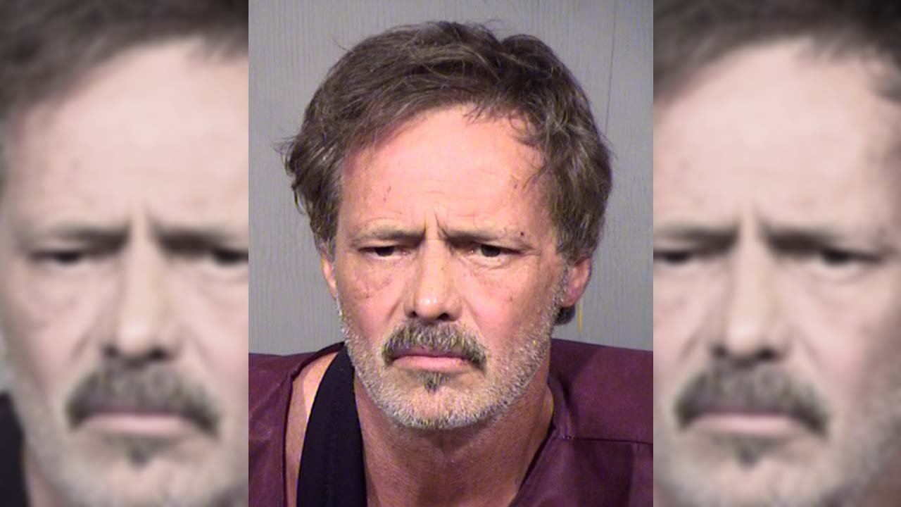 Michael Phillips, 55 (Source: Maricopa County Sheriff's Office)
