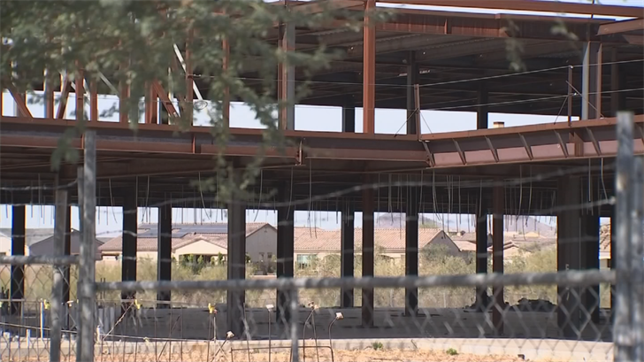 The demolition was expected to cost the City approximately $200,000. (Source: 3TV/CBS 5)