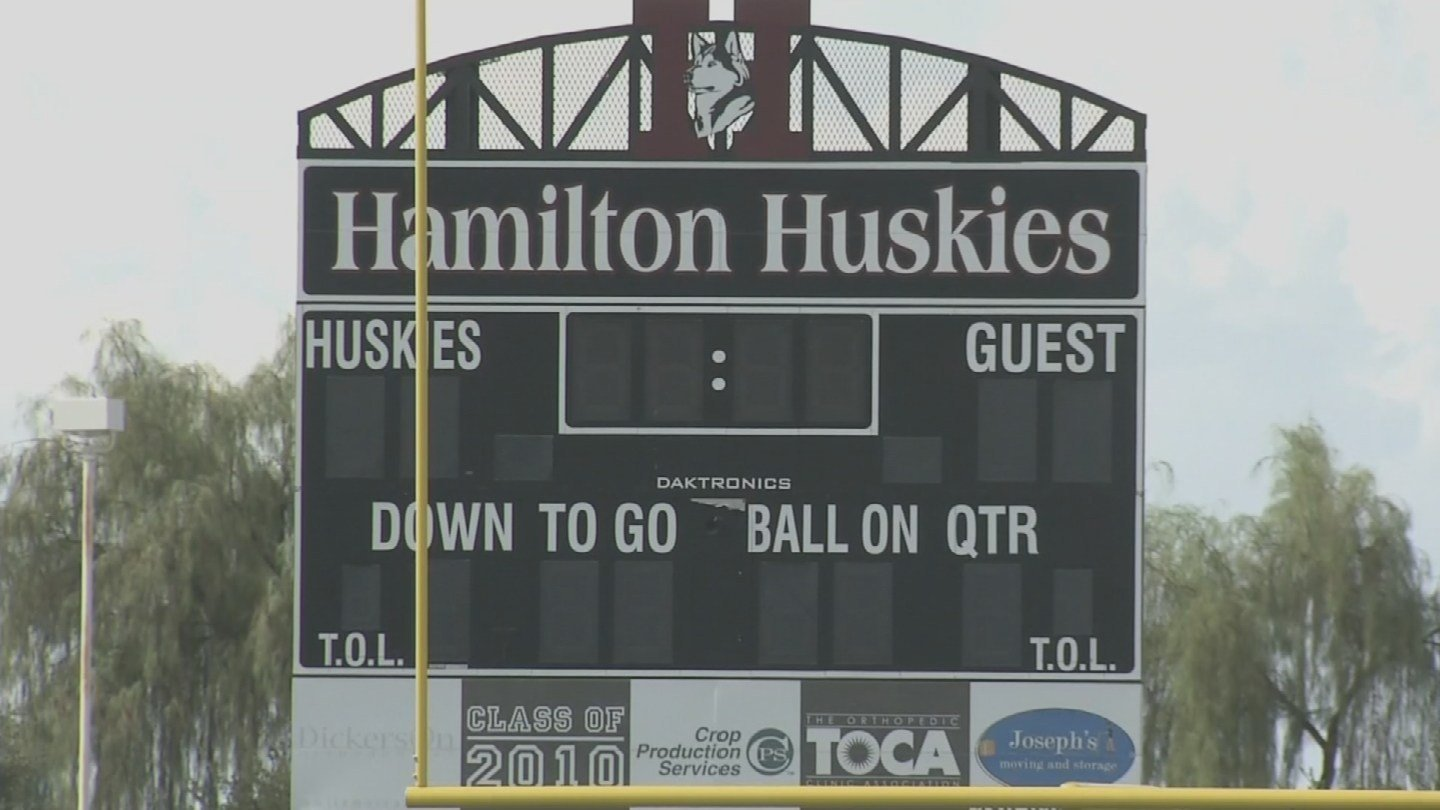 The case against one of the suspects in the Hamilton hazing scandal has been resolved. (Source: 3TV/CBS 5)