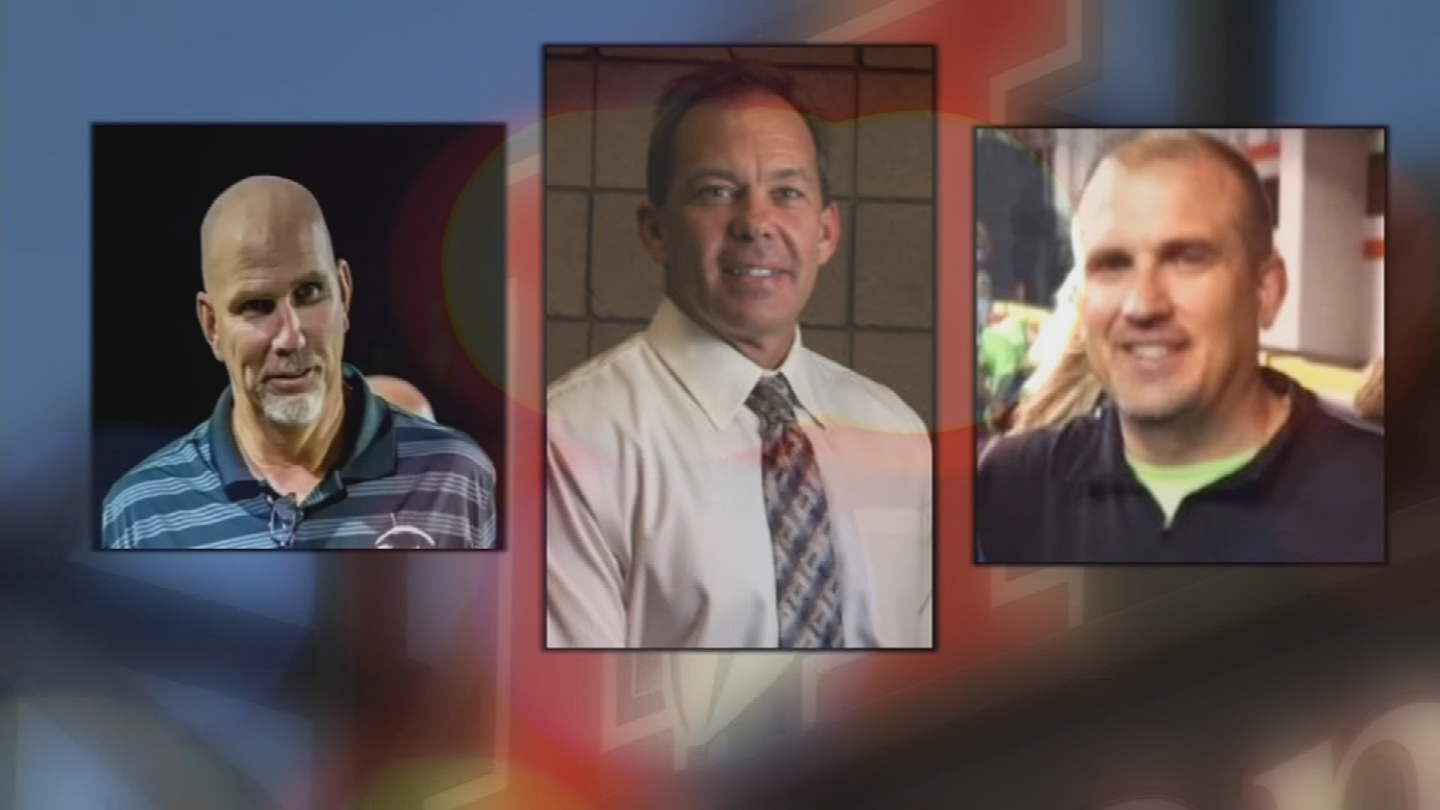 Police have recommended charges against three school administrators but so far none have been filed. (Source: 3TV/CBS 5)