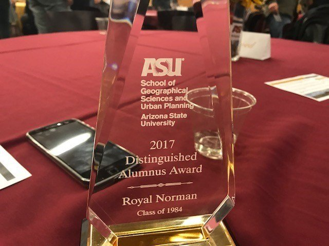 Each year ASU welcomes back an alumnus who has gone on to make great strides and achievements in their professional field. (Source:: 3TV/CBS 5)