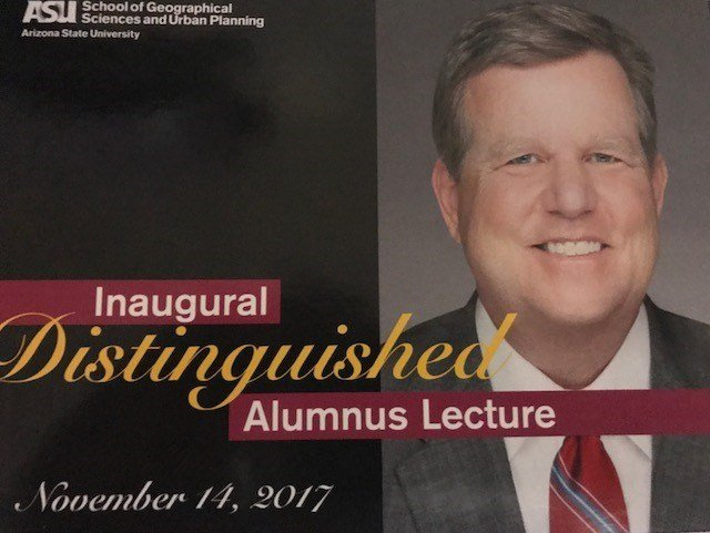 Norman graduated from ASU in 1984 with a degree focused on meteorologyand he has had an amazing career here in Arizona.(Source: 3TV/CBS 5)