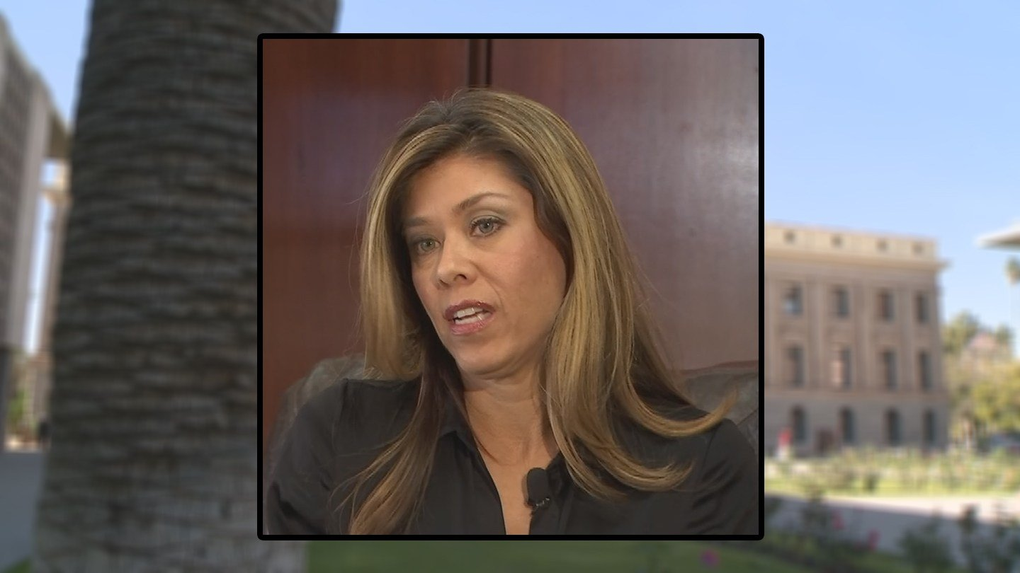 State Rep. Ray Martinez, D-Phoenix, has alleged that House Minority Leader Rebecca Rios had an improper relationship with a former deputy sergeant-at-arms, whom he claims was later forced to resign. (Source: 3TV/CBS 5)
