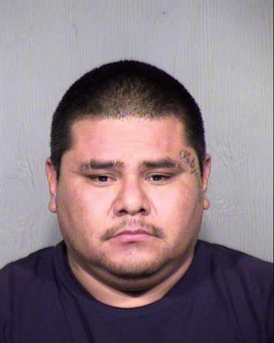 Alexander Reyna. (Source: Maricopa County Sheriff's Office)