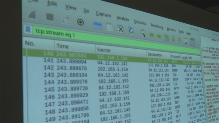 One in three Americans get hacked every day and the FBI needs cyber agents to protect the U.S. (Source: 3TV/CBS 5)