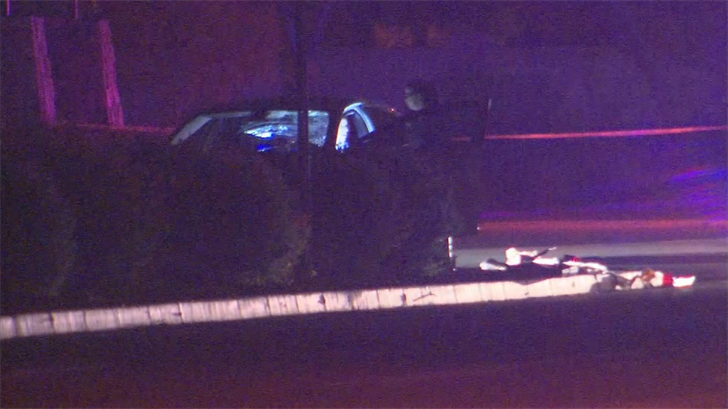 Police said the driver remained on scene and there were no signs of impairment. (Source: 3TV/CBS 5)