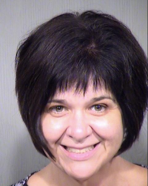 Mug shot of Cassandra Jones. (Source: MCSO)