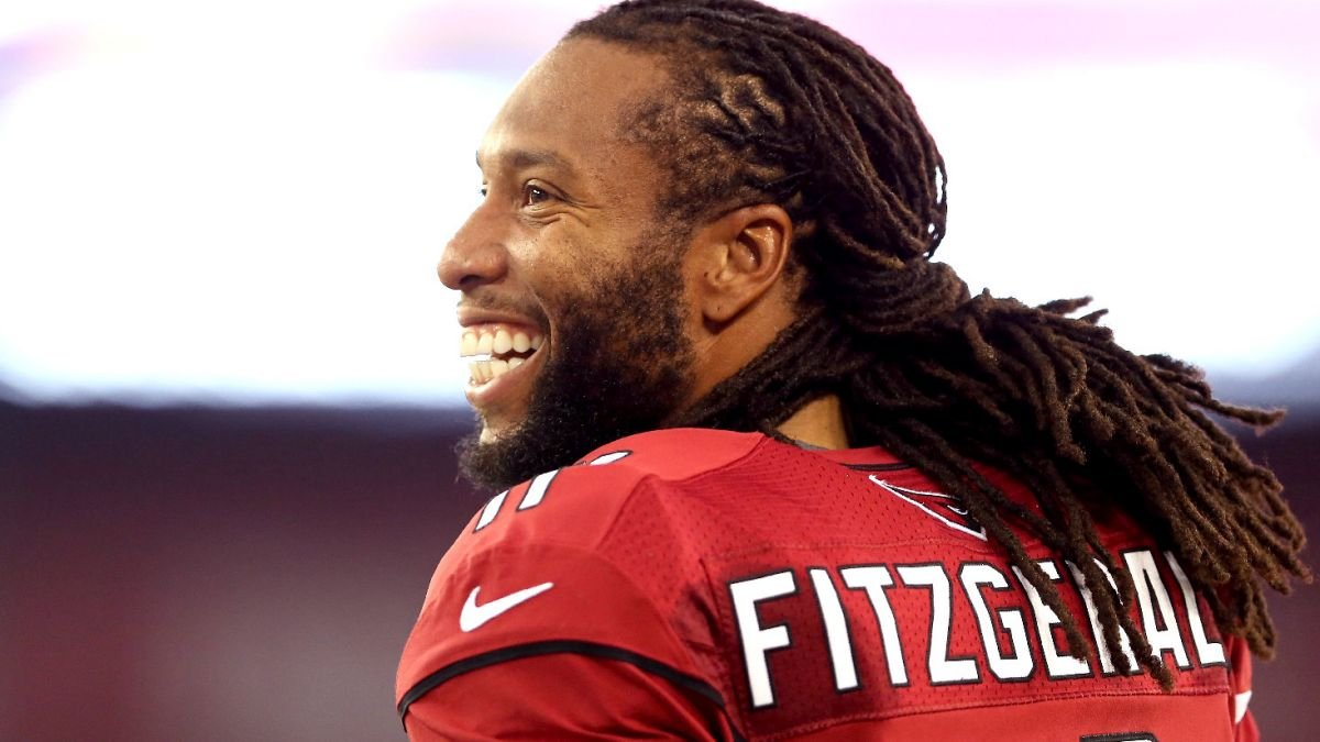 Arizona Cardinals sign Larry Fitzgerald to one-year contract extension