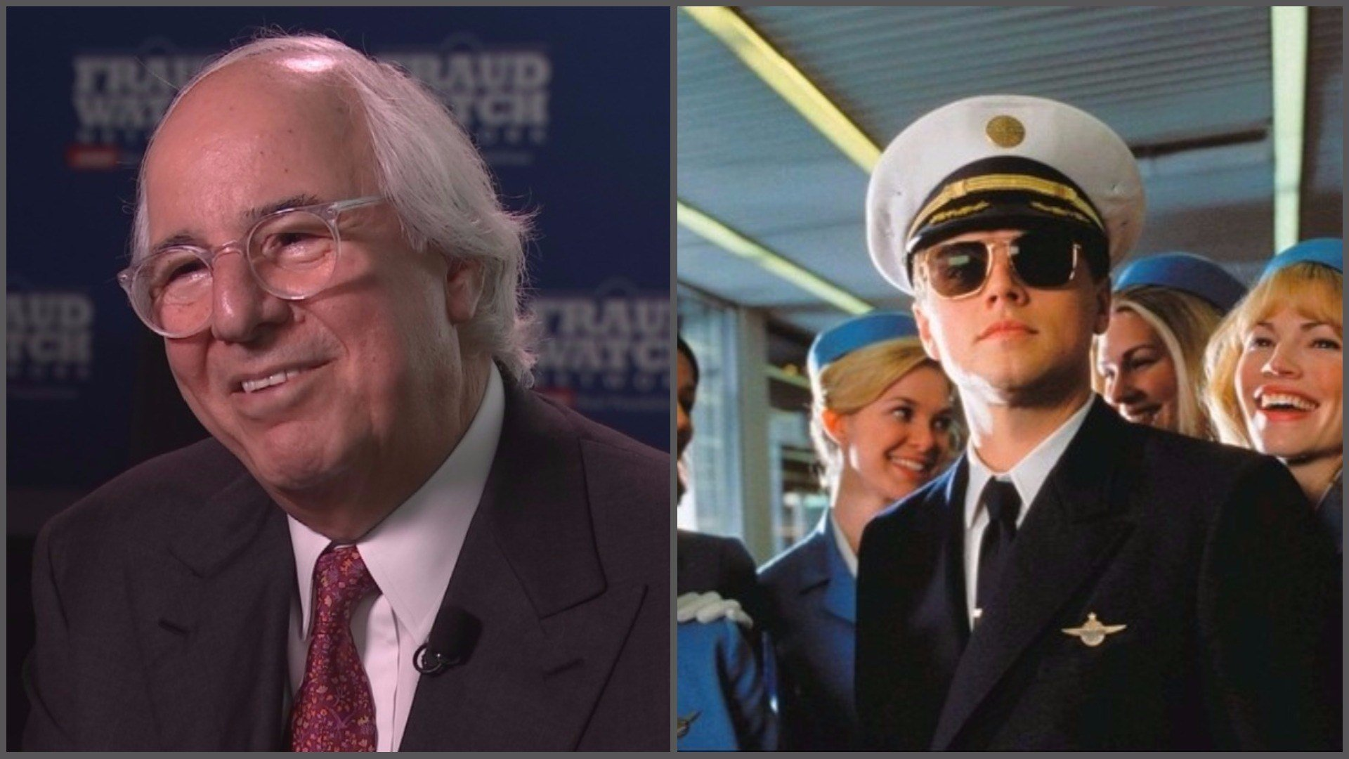 Frank Abagnale was portrayed by Leonardo DiCaprio in the movie 'Catch Me if You Can.' (Source: 3TV/CBS 5 and Dreamworks LLC)