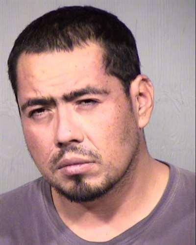Michael Zabalza Ruelas. (Source: Maricopa County Sheriff's Office)