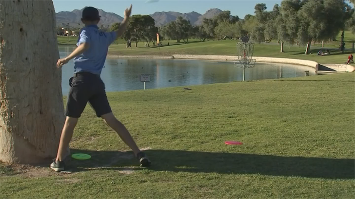 The tournament's 72 competitors competed for $82,000 worth of prizes. (Source: 3TV/CBS 5)