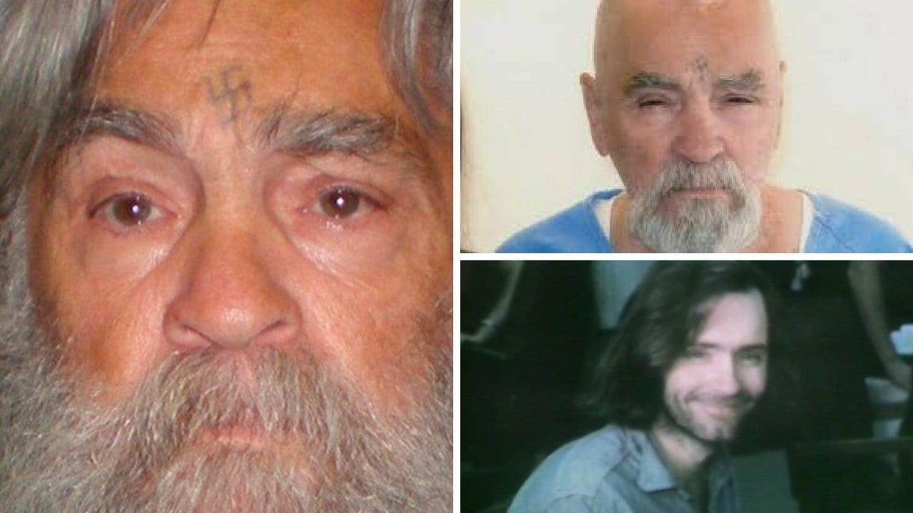 VIDEO: Cult leader Charles Manson dies in prison
