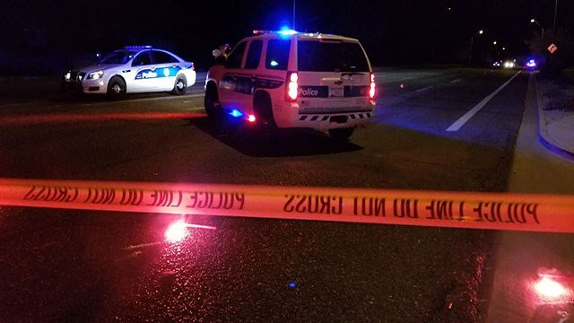 The crash occurred near 67th Avenue and Jomax Road sometime after midnight Tuesday. (Source: 3TV/CBS 5)