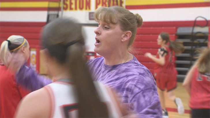 Self has made her teams great and does it by holding everyone accountable. (Source: 3TV/CBS 5)