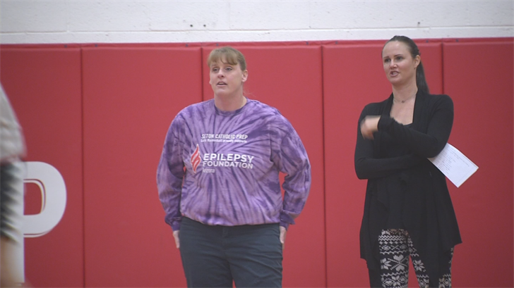 She knew she wanted to coach because she felt she had a high IQ for the game. (Source: 3TV/CBS 5)