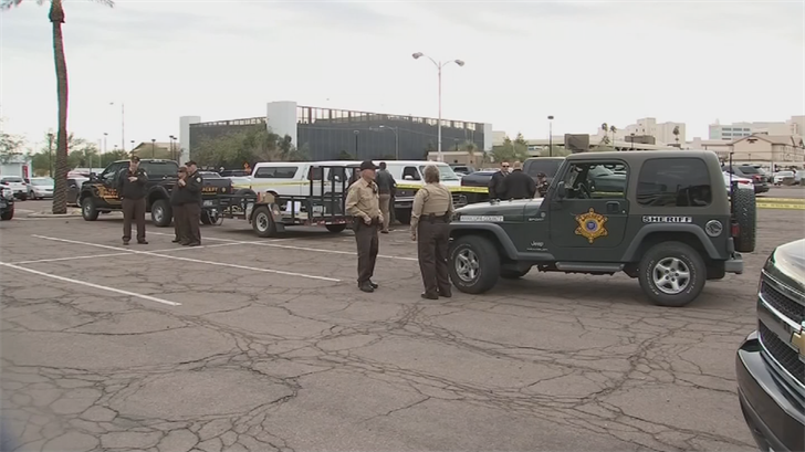 Over the course of the holiday season, Acritelli estimates between 200 and 250 posse members will take part in the patrols. (Source: 3TV/CBS 5)