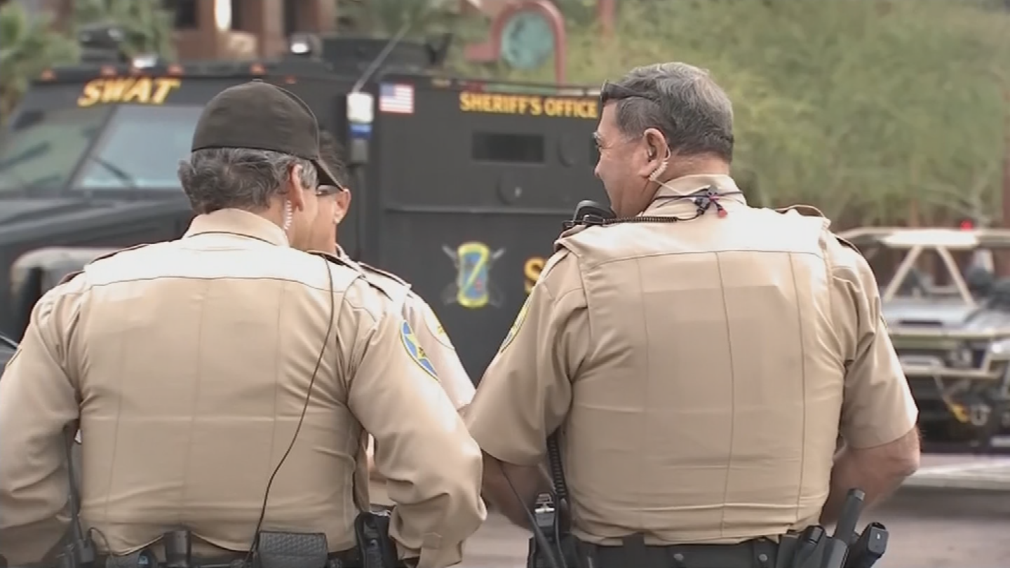 All posse members will be in uniform, some will be carrying a firearm. (Source: 3TV/CBS 5)