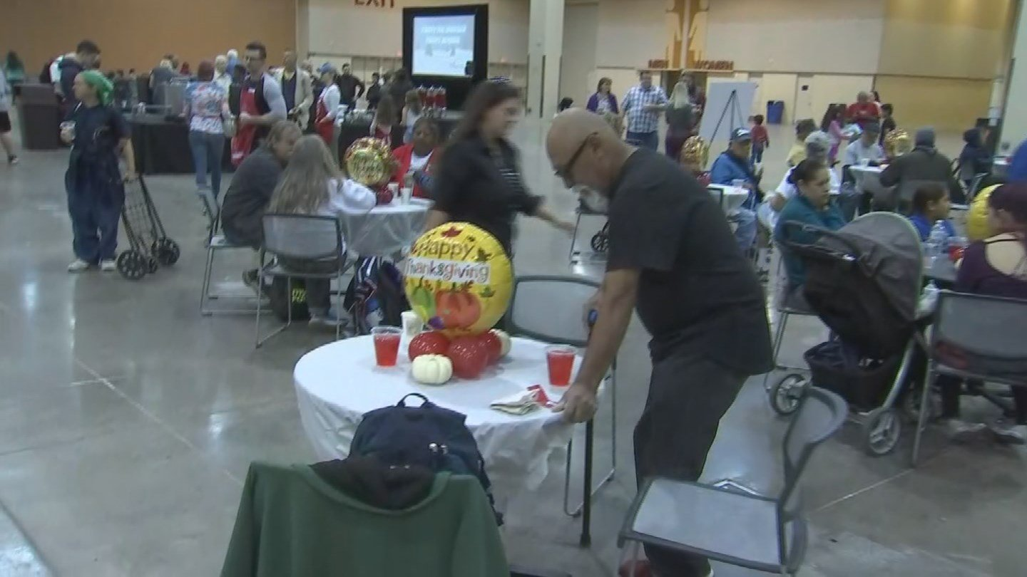 The Salvation Army to serve Thanksgiving dinner; expecting up to 1500 guests
