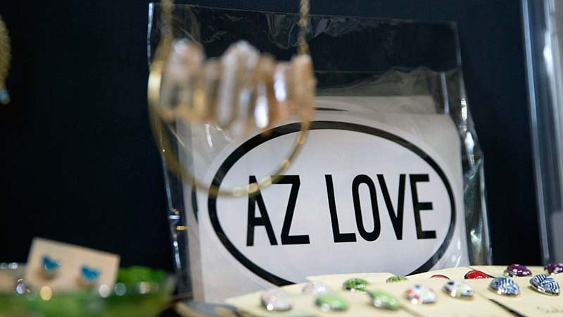 There are a little more than 3,000 small businesses throughout Arizona, according to Local First Arizona. (Source: Alyssa Williams/Cronkite News)