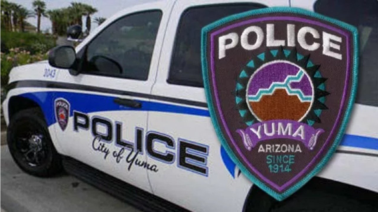 (Source: Yuma Police Department)