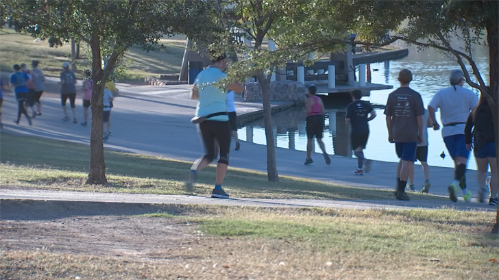 More than 150 runners signed up. (Source: 3TV/CBS 5)