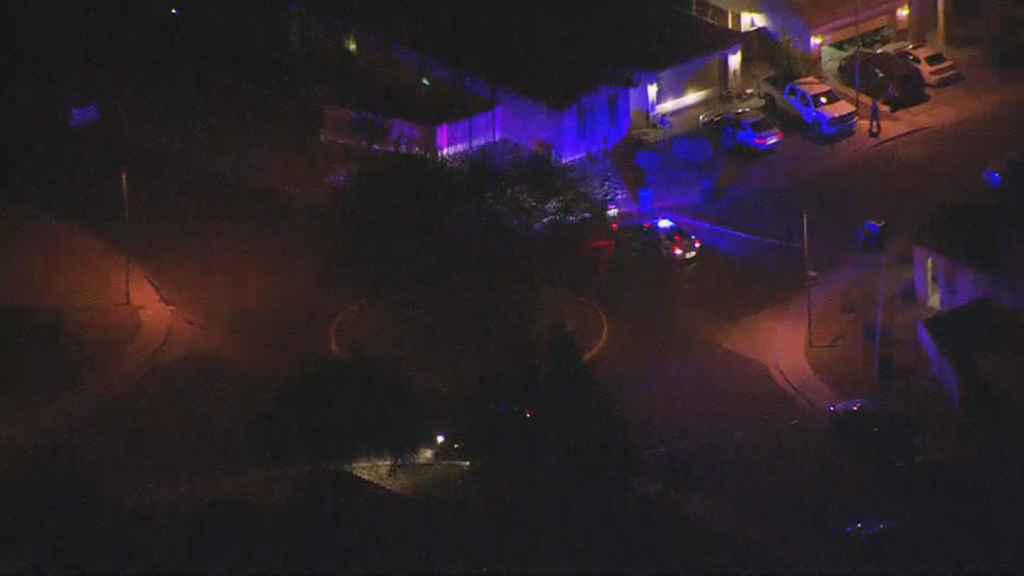 The shooting happened in the area of 99th Avenue and Broadway Road. (Source: 3TV/CBS 5)