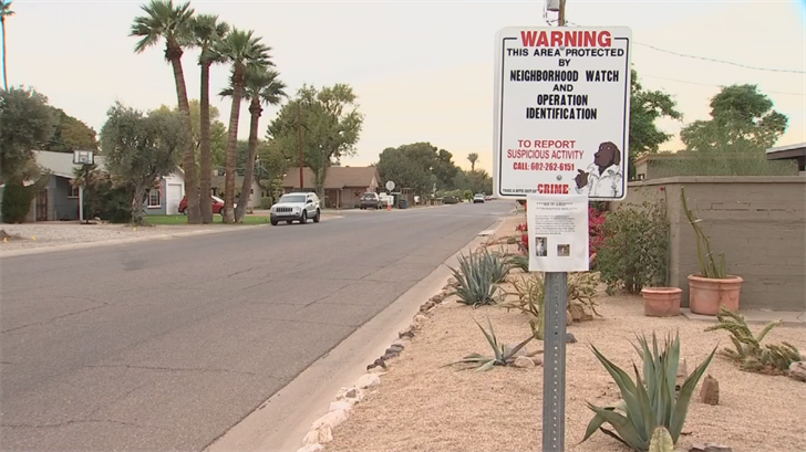 Dyer posted fliers in his neighborhood to try and get answers. (Source: 3TV/CBS 5)
