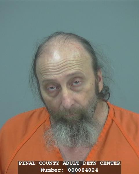 59-year-old Daniel Rosenkrans. (Source: Pinal County Sheriff's Office)