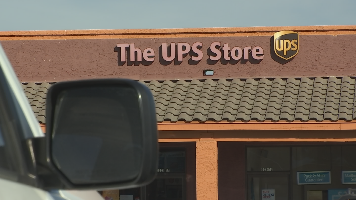 "UPS said the phones were ""lost in transit"" but says since Rios didn't claim the value of the phones, they can only give her $100. (Source: 3TV)"