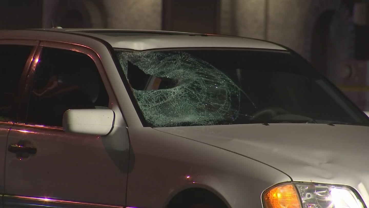 A man was hit by a car in Tempe. (Source: 3TV/CBS 5)