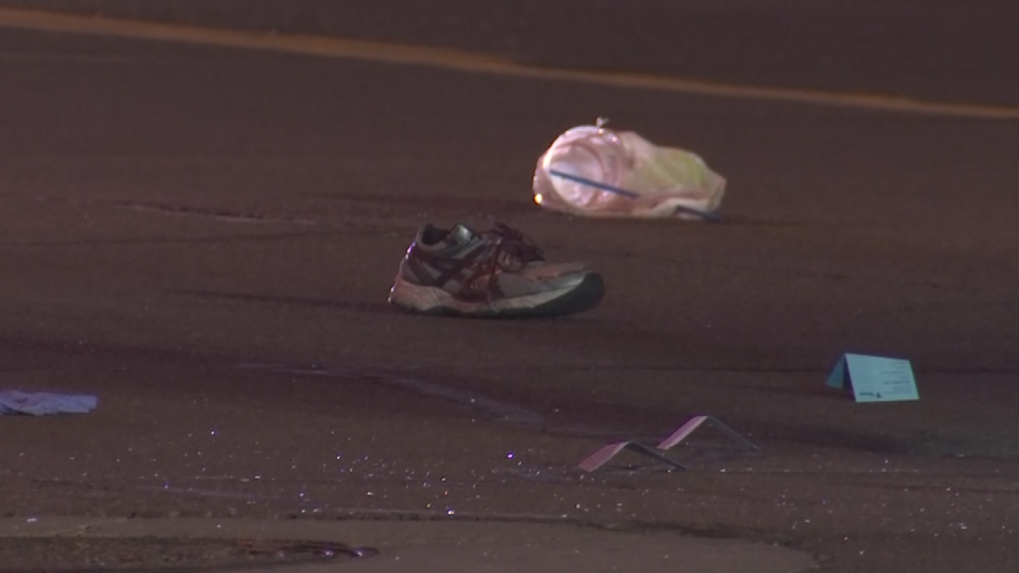The victim was transported to the hospital where he later died. (Source: 3TV/CBS 5)