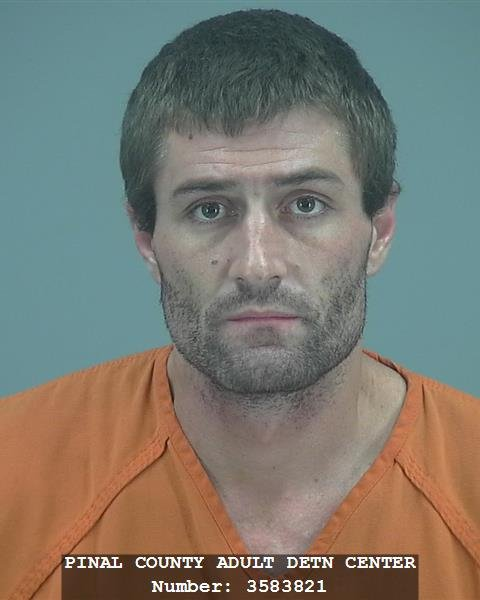 Michael Schraeder, 29 (Source: Pinal County Sheriff's Office)