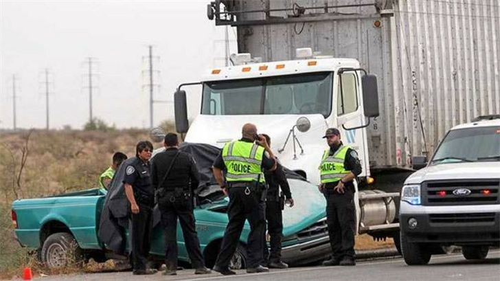 The three people in the crash have been identified. (Source:  Howard WaGGner/News of Maricopa)