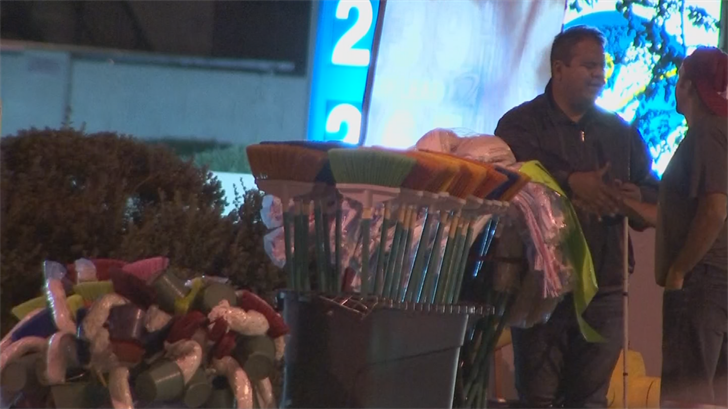 Because of a paperwork mix-up, Ibañez missed the deadline to receive help from the Salvation Army.(Source: 3TV/CBS 5)