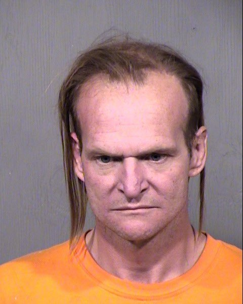 Roy Lee Johnston, 39 (Source: Maricopa County Sheriff's Office)