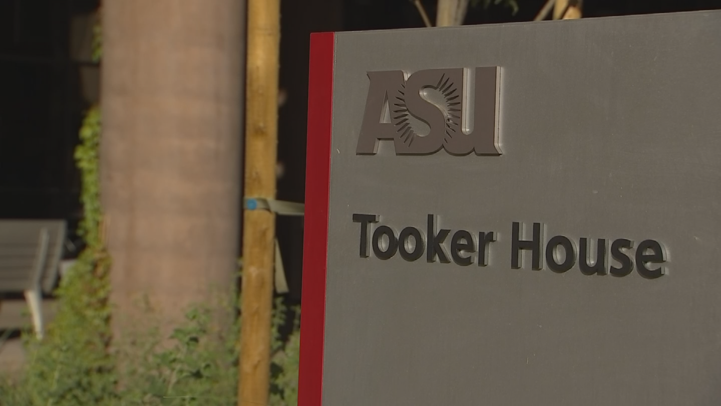 A man exposed himself to two students at the Tooker House lobby on Saturday morning, police said. (Source: 3TV/CBS 5)